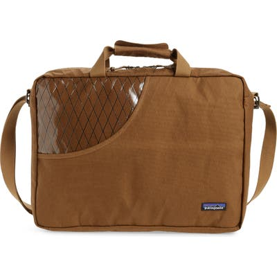 Patagonia Stand Up Convertible Briefcase - Brown