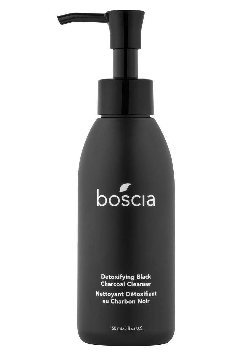 BOSCIA Detoxifying Black Charcoal Cleanser, Main, color, NO COLOR