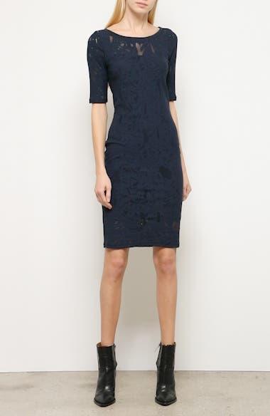 Short Sleeve Lace Dress, video thumbnail