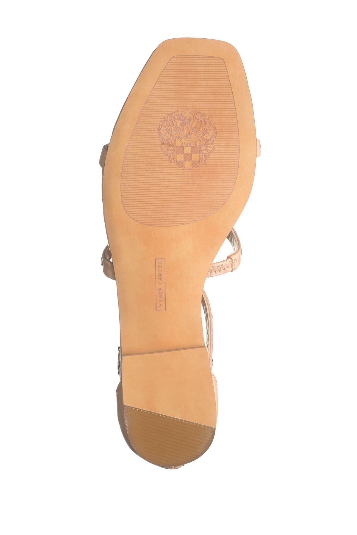Vince Camuto Soretna Stud Sandal In Ltpink 02
