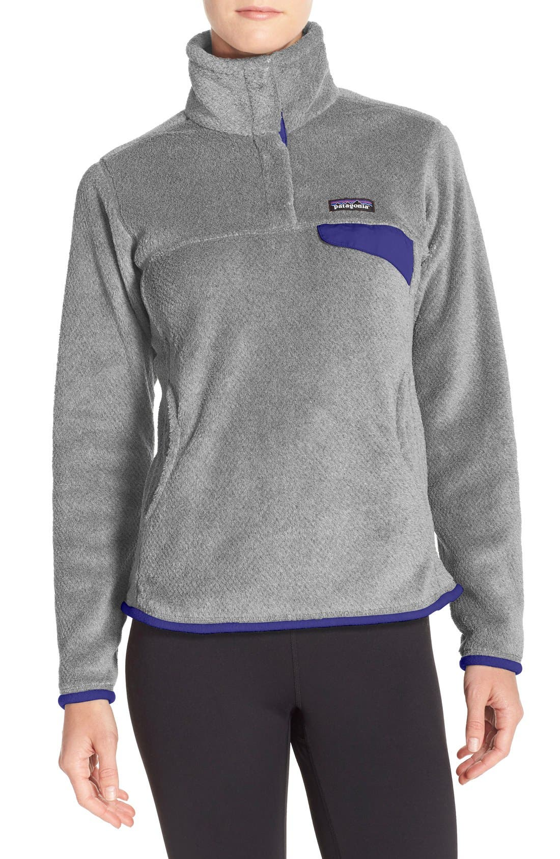,                             Re-Tool Snap-T<sup>®</sup> Fleece Pullover,                             Main thumbnail 88, color,                             026