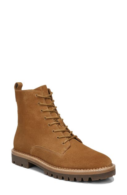 Vince CABRIA LUG LACE-UP BOOT