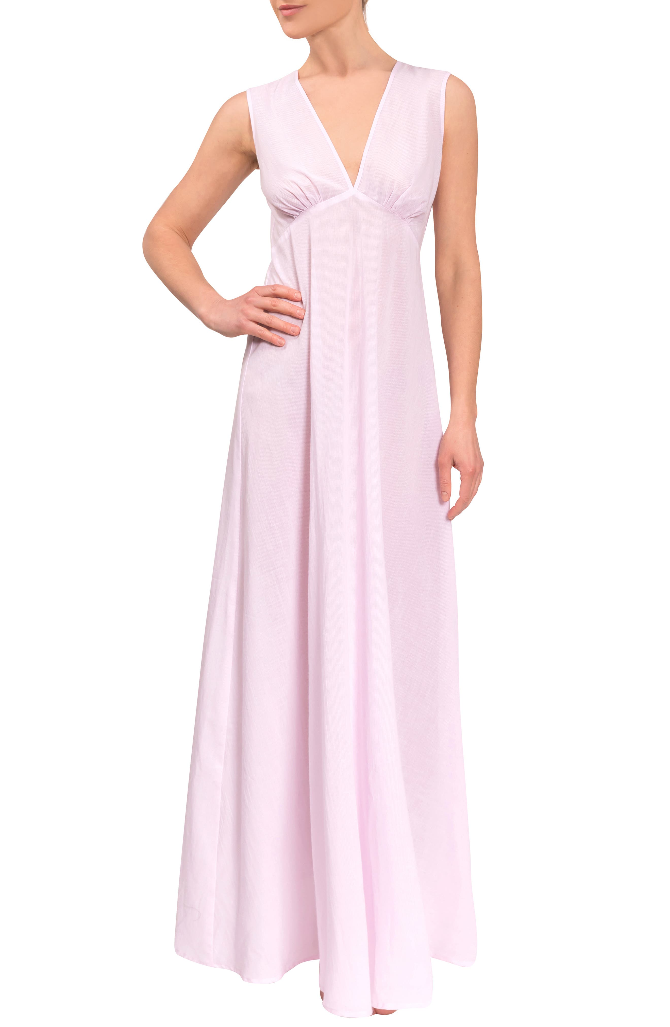 Amelia Long Nightgown