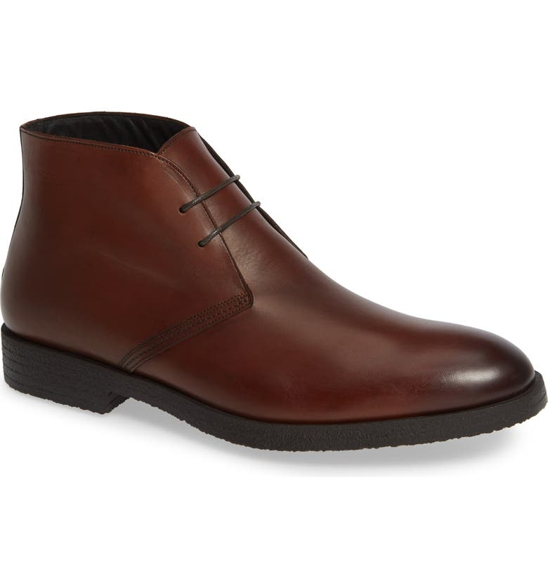 TO BOOT NEW YORK Corvera Chukka Boot, Main, color, COGNAC LEATHER
