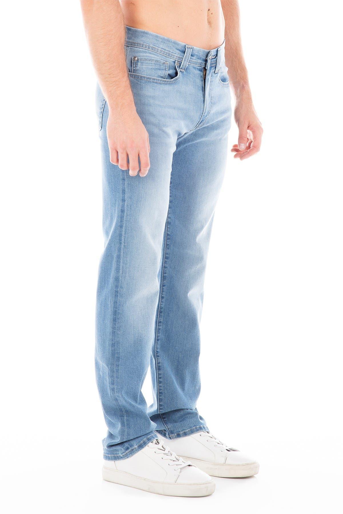 FIDELITY DENIM Jimmy Slim Straight Leg Jeans