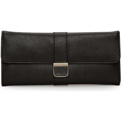 Wolf Palermo Jewelry Roll - Black