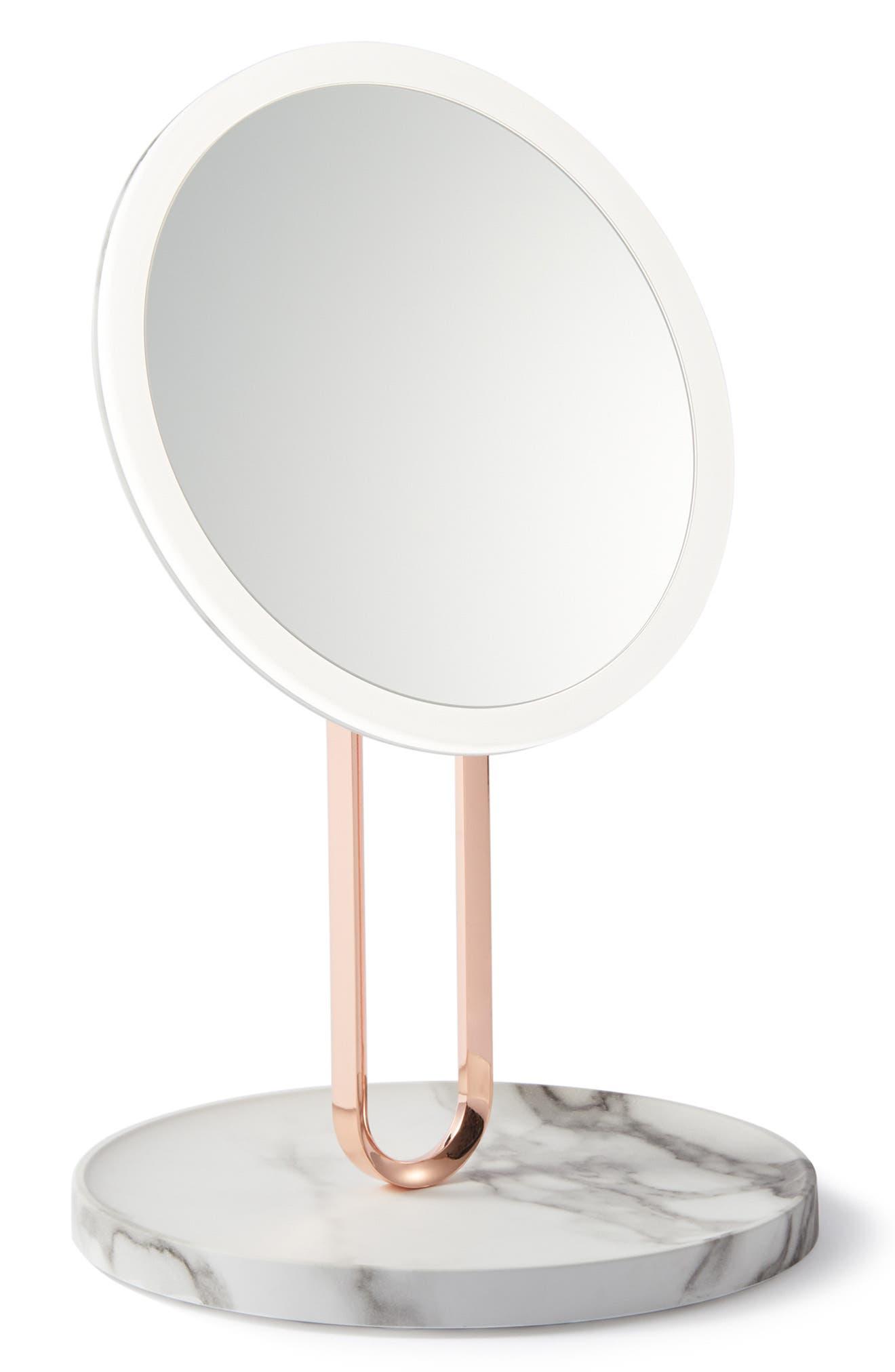 Signature Led Lighted Makeup Mirror