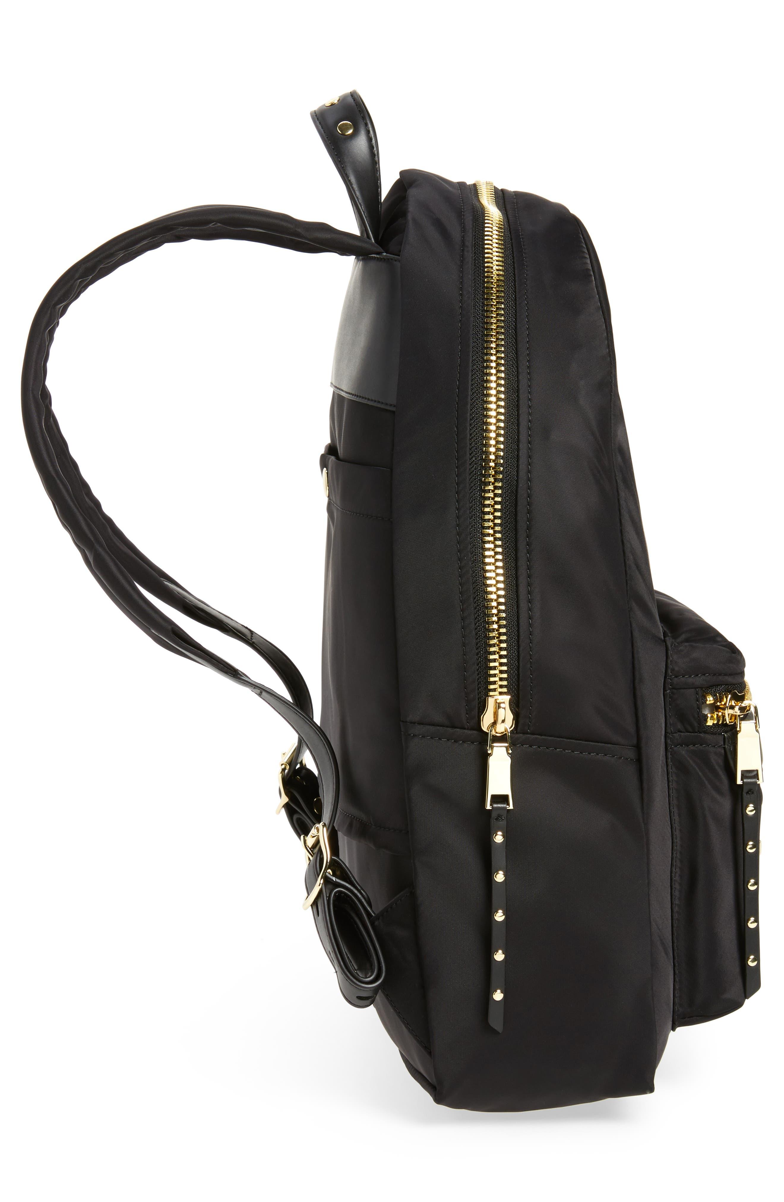 ,                             Always On MAB Backpack,                             Alternate thumbnail 6, color,                             BLACK