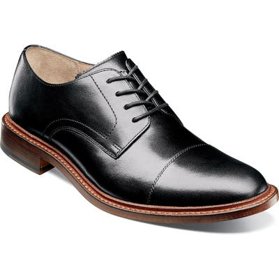 Florsheim Imperial Mercantile Cap Toe Derby- Black
