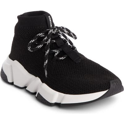 Balenciaga Low Speed Lace-Up Sneaker