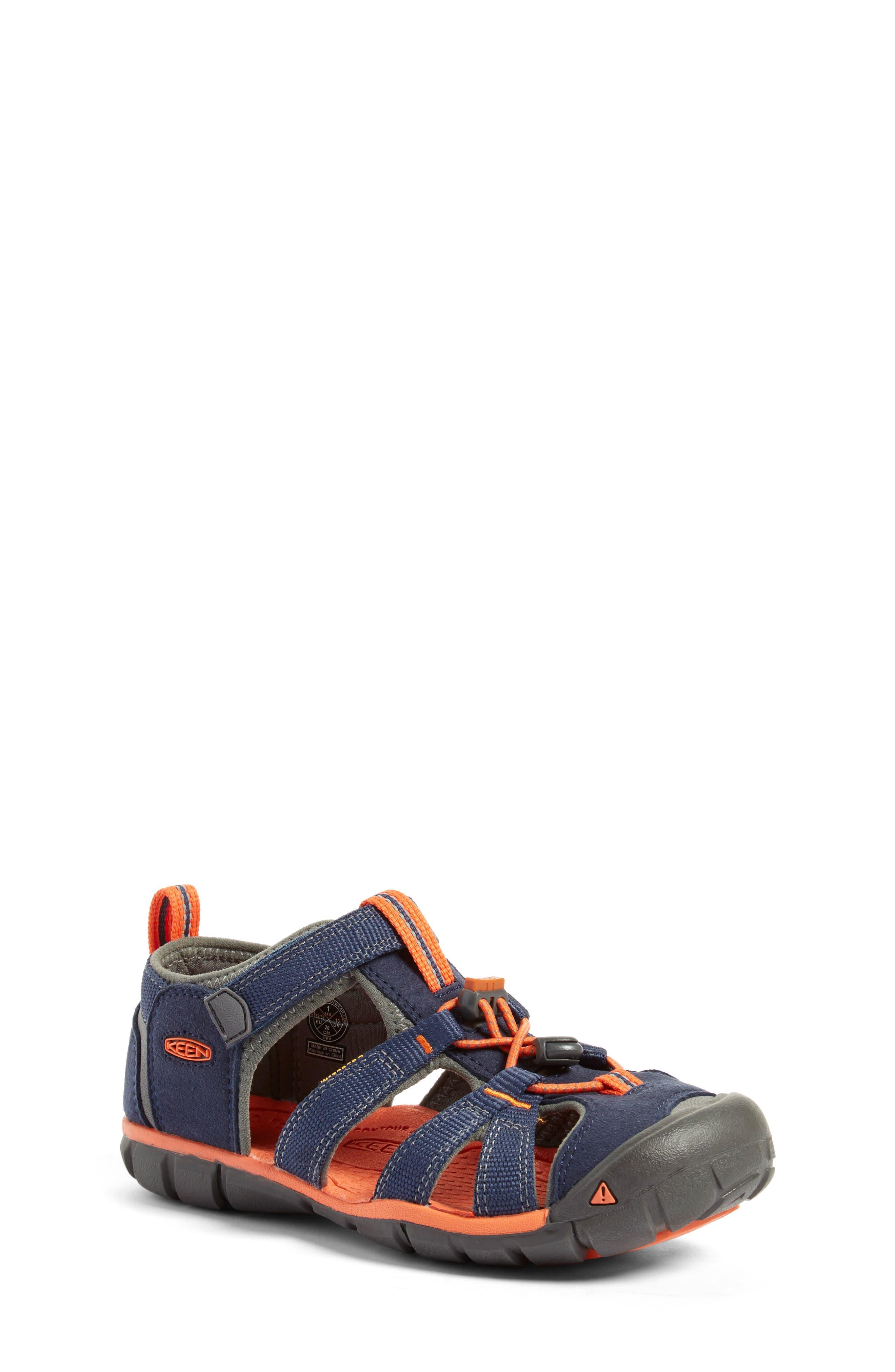 ,                             'Seacamp II' Water Friendly Sandal,                             Alternate thumbnail 158, color,                             402