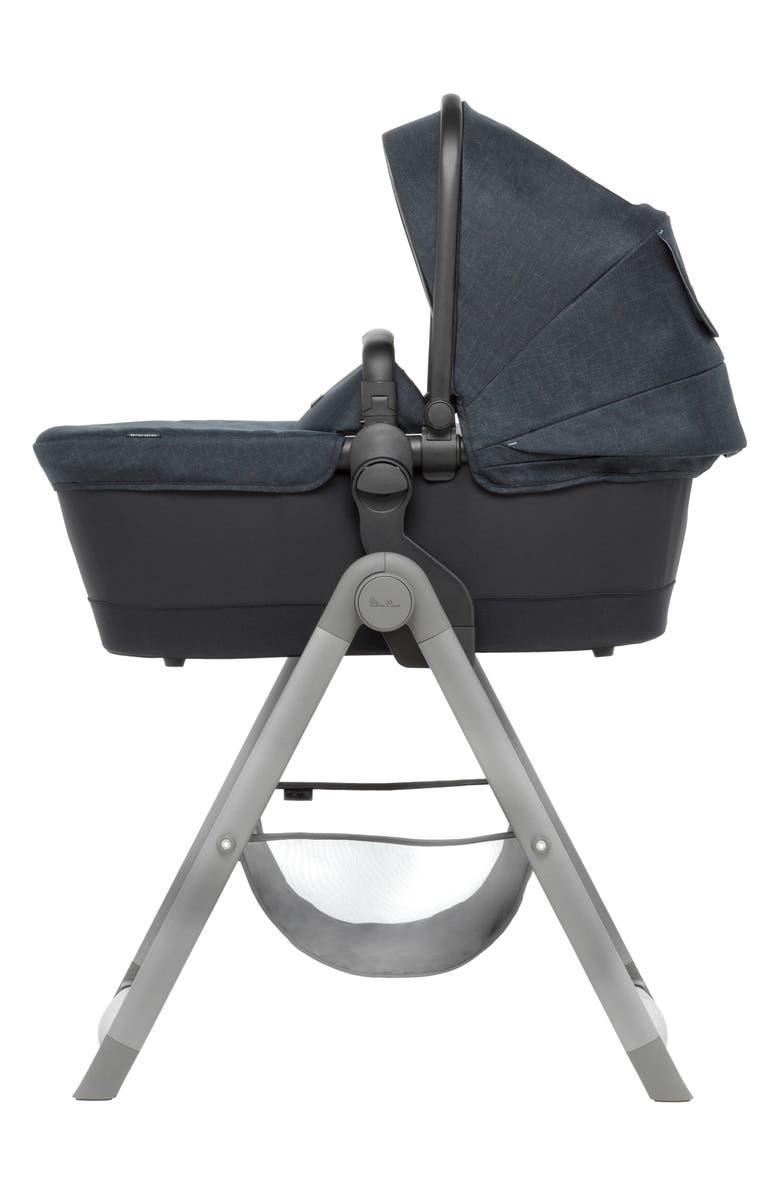 SILVER CROSS Wave/Coast Bassinet Stand, Main, color, GREY