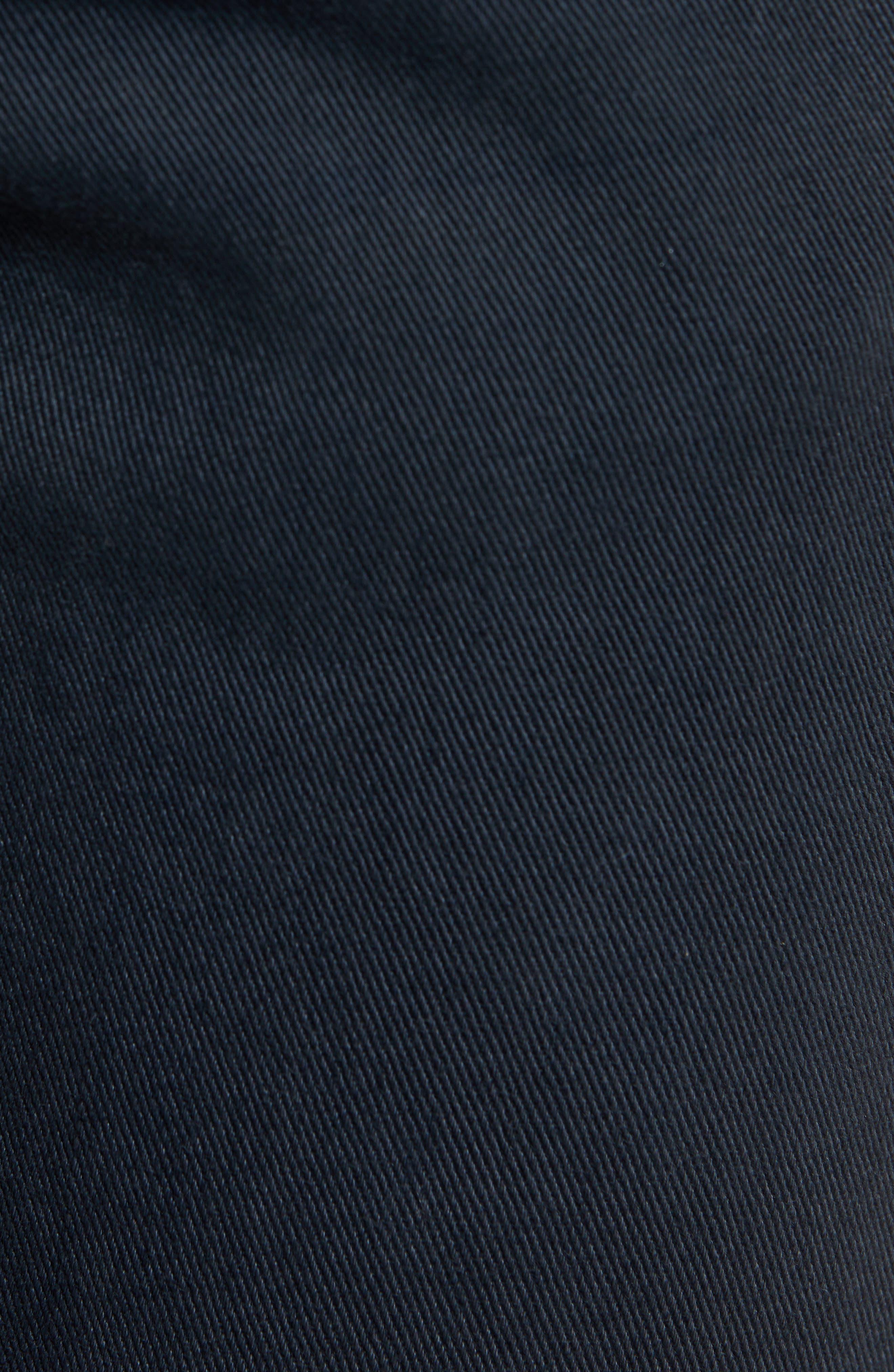 ,                             Graduate Slim Straight Leg Jeans,                             Alternate thumbnail 6, color,                             DARK MOTH