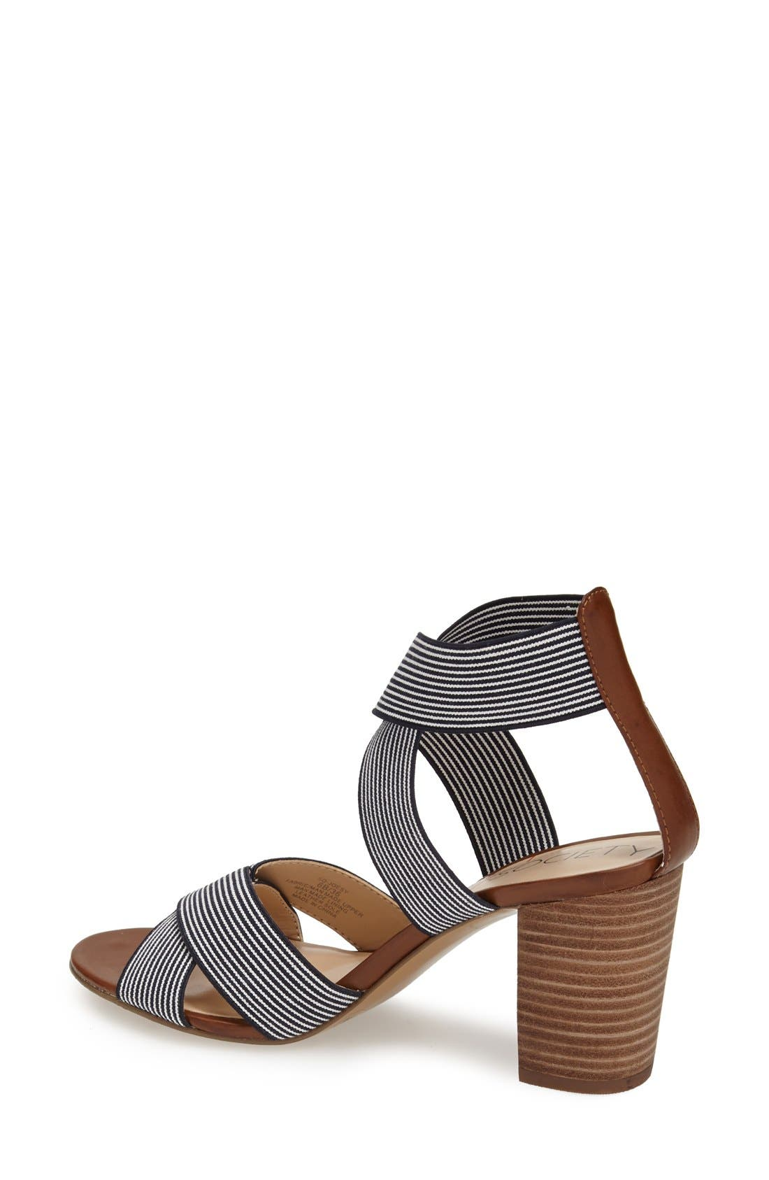 ,                             'Joesy' Block Heel Sandal,                             Alternate thumbnail 14, color,                             460