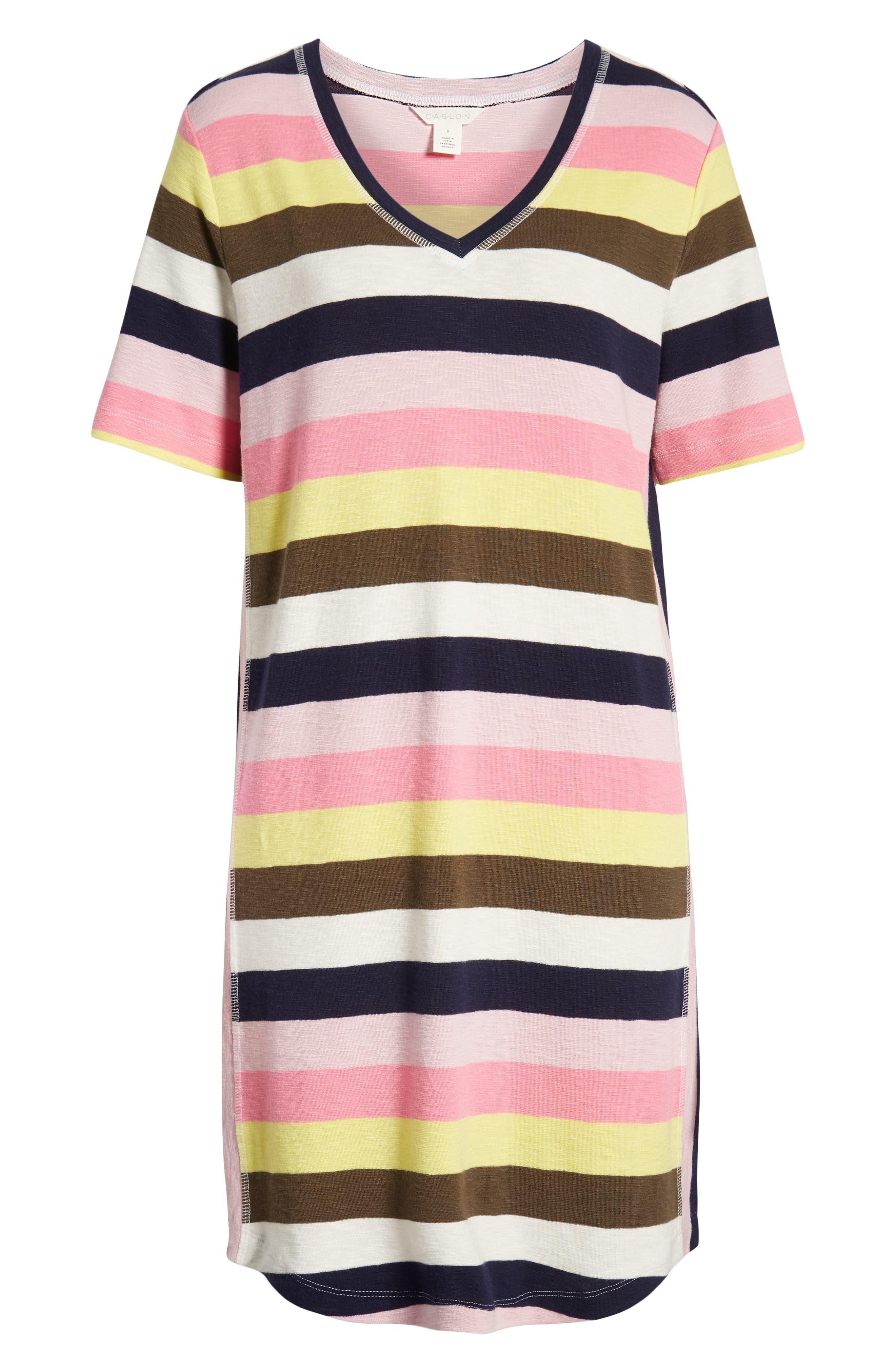 ,                             Slub Knit Dress,                             Alternate thumbnail 35, color,                             680