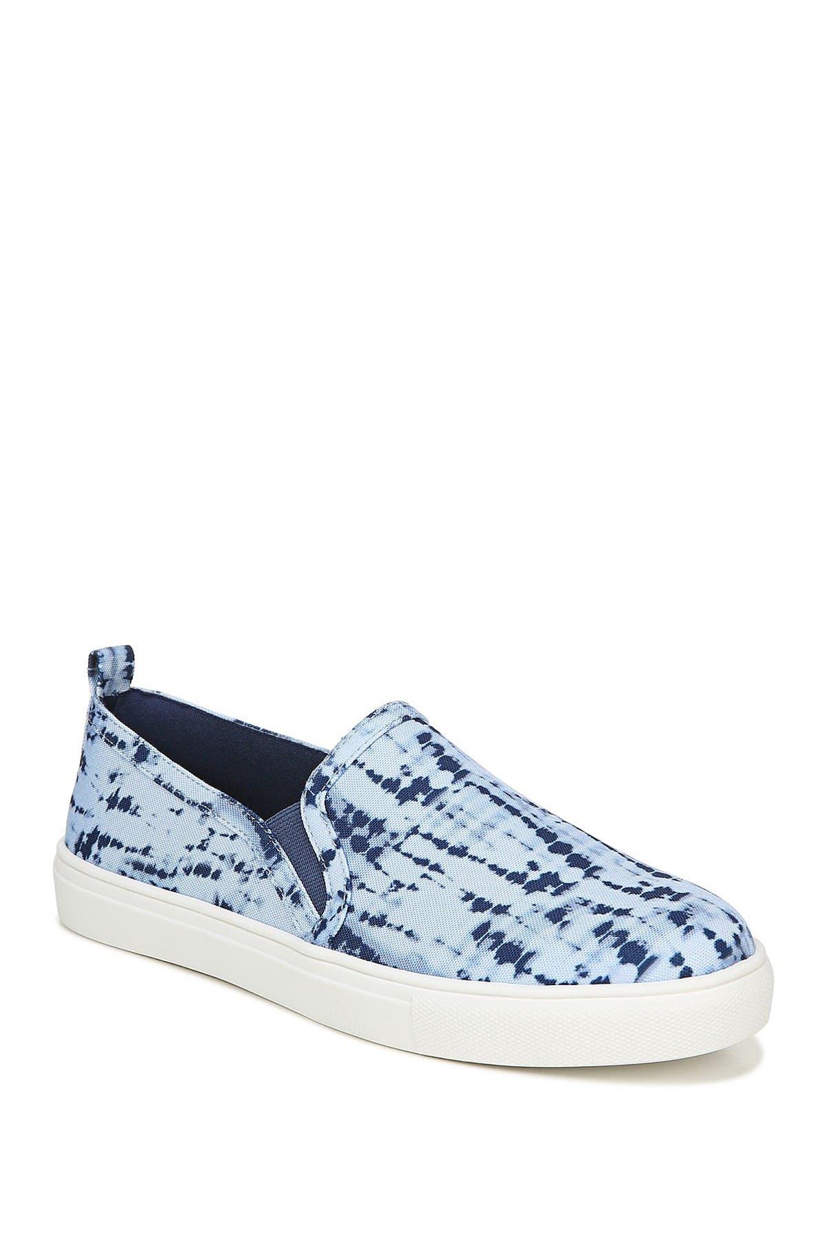 Image of Fergalicious Shortly Tie Dye Slip-On Sneaker