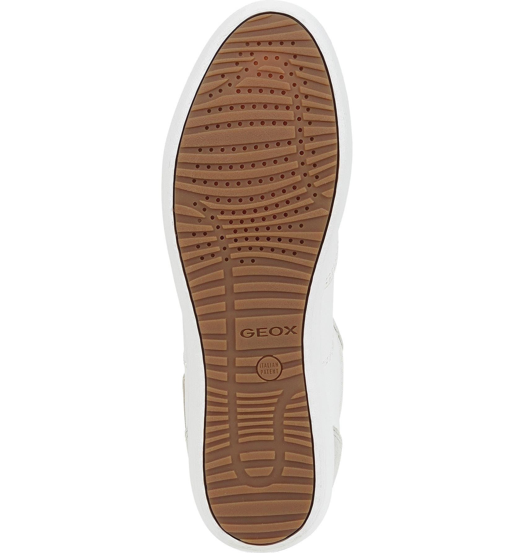 Geox Myria High Top Sneaker (Women) | Nordstrom