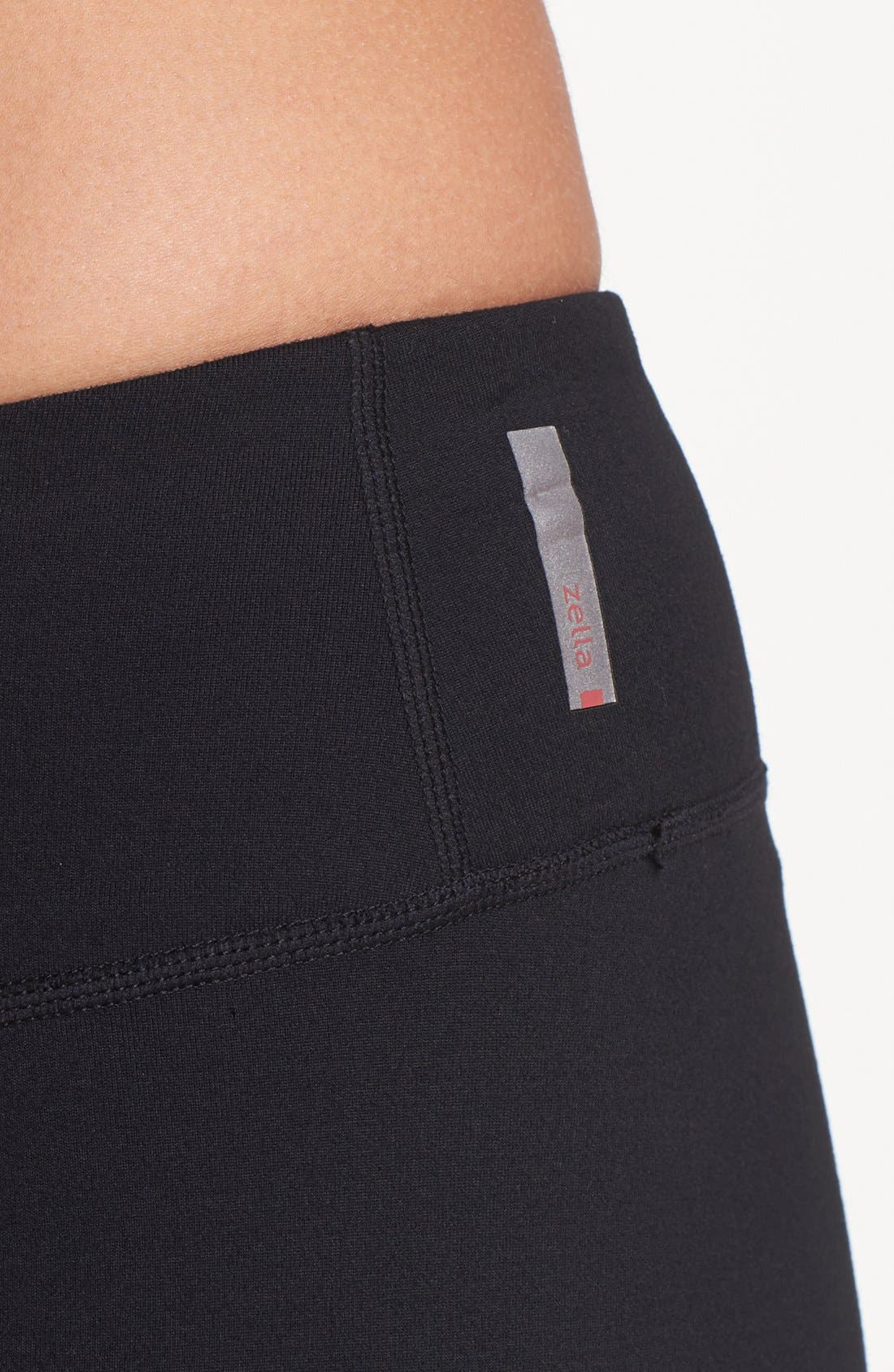 ,                             Live In Streamline Reversible Capris,                             Alternate thumbnail 7, color,                             001