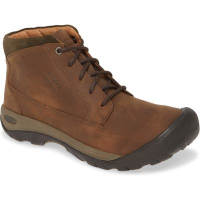 Keen Austin Waterproof Boot- Brown