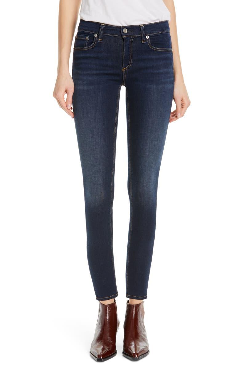 Rag Bone Cate Ankle Skinny Jeans Carmen