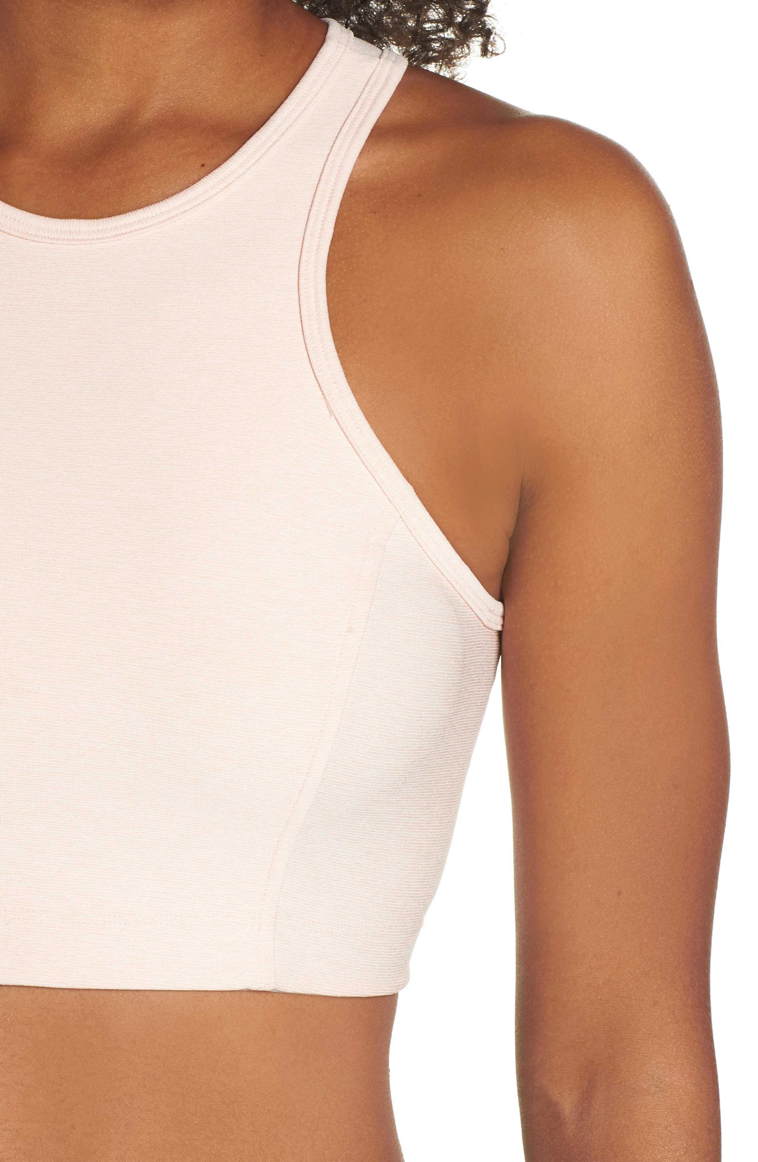 ,                             Athena Crop Top,                             Alternate thumbnail 5, color,                             ROSE QUARTZ