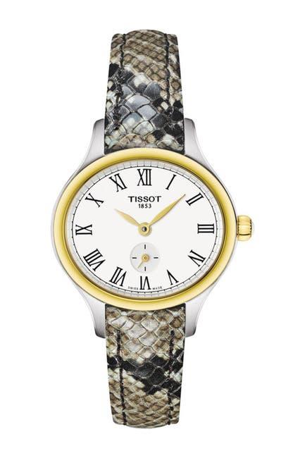 Image of Tissot Women's Bella Ora Piccola Watch, 24.4mm