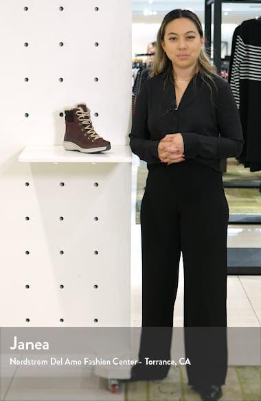 Jodie Faux Fur Lined Waterproof Boot, sales video thumbnail