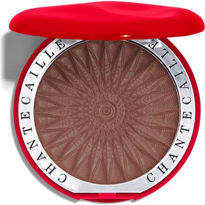 Chantecaille Real Bronze Gel-Powder Bronzer - Goa / Cocoa Bronze