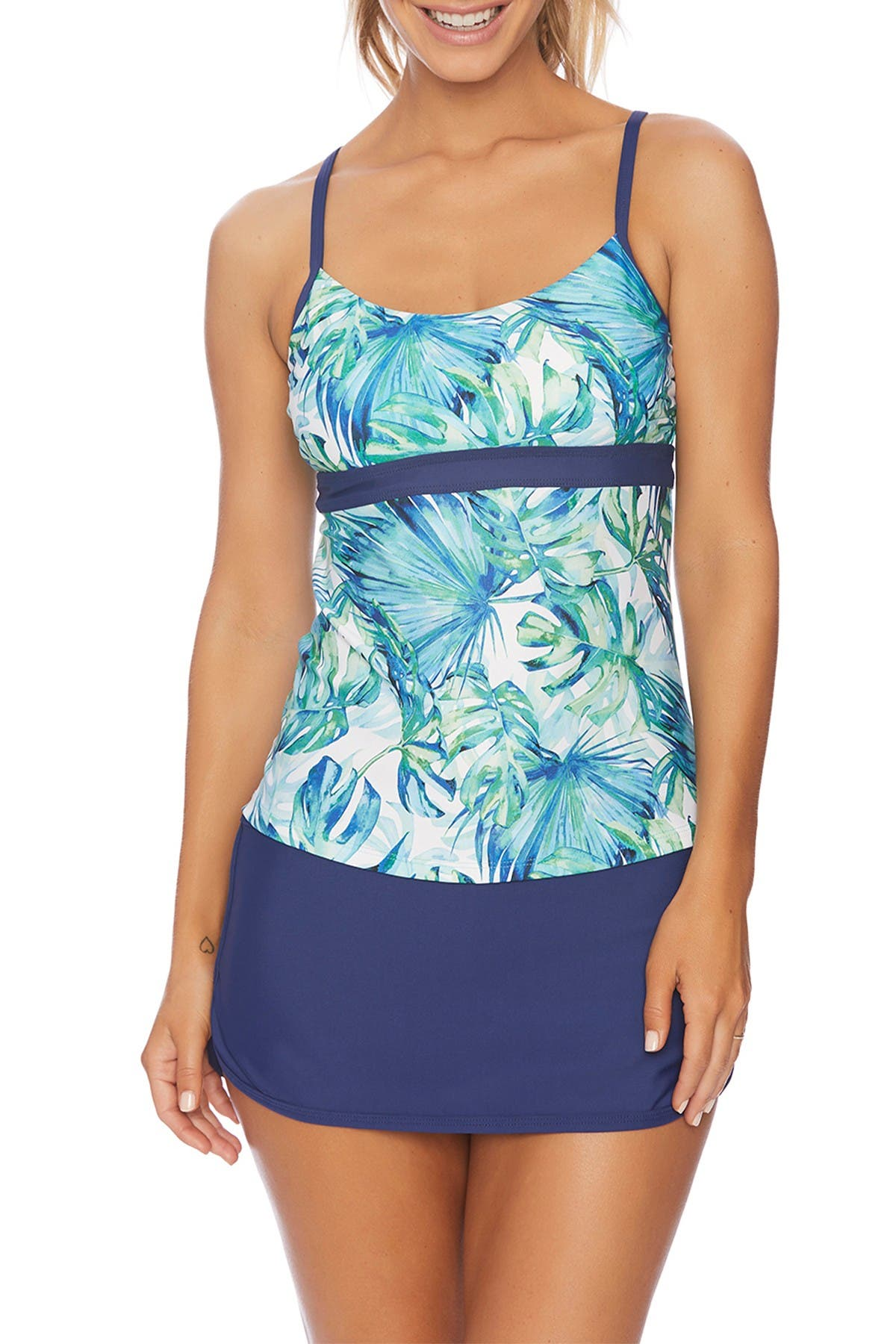Image of NEXT Staycation Intention Tankini