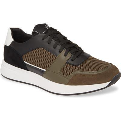 Calvin Klein Dudley Sneaker, Black