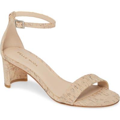 Pelle Moda Monroe Sandal- White
