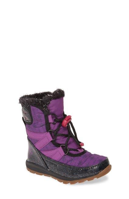 Image of Sorel Disney X Sorel Youth Whitney Snow Boots