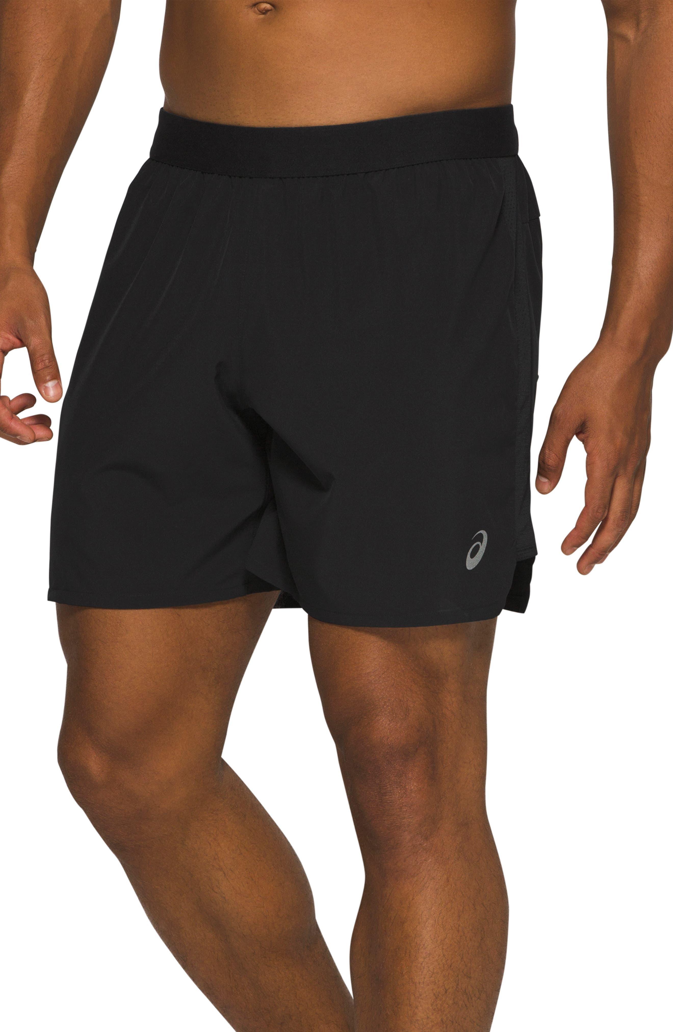 """Men's Asics Road 7"""" Running Shorts"""