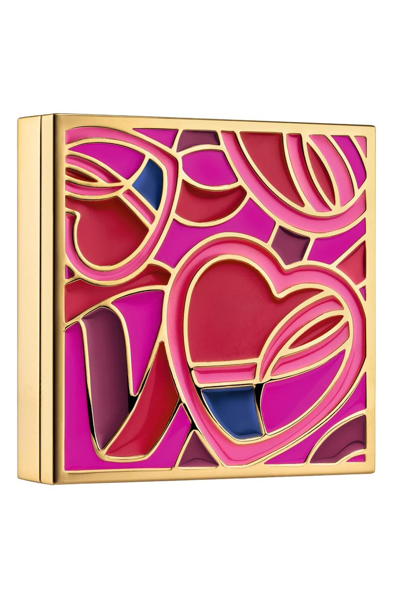 ESTÉE LAUDER 'Pink Ribbon Evelyn Lauder Dream Collection' Perfume Compact, Main, color, 000