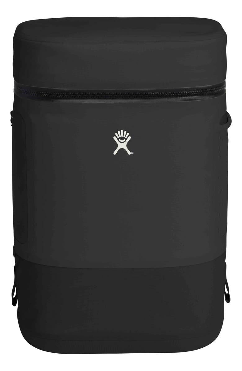 HYDRO FLASK 22-Liter Waterproof Cooler Backpack, Main, color, 001