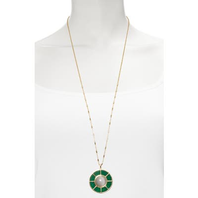 Sole Society Pendant Necklace