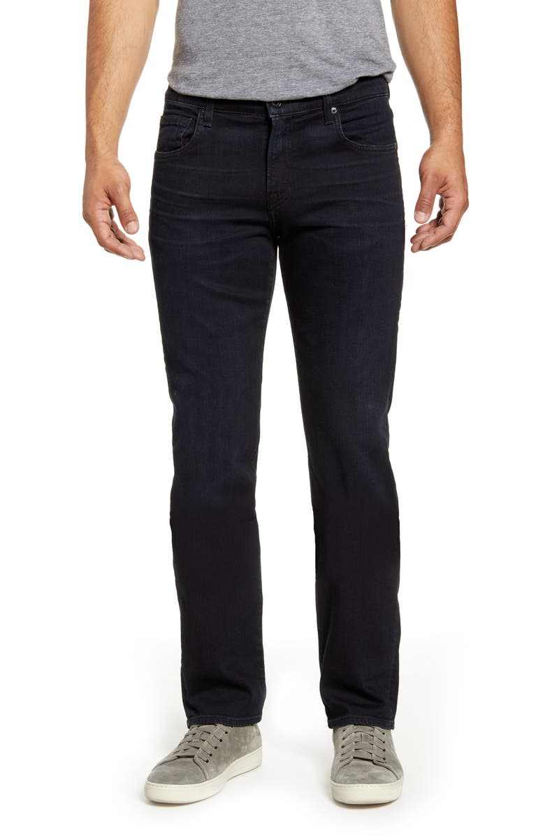 7 FOR ALL MANKIND<SUP>®</SUP> Standard Straight Leg Jeans, Main, color, SPRAGUE