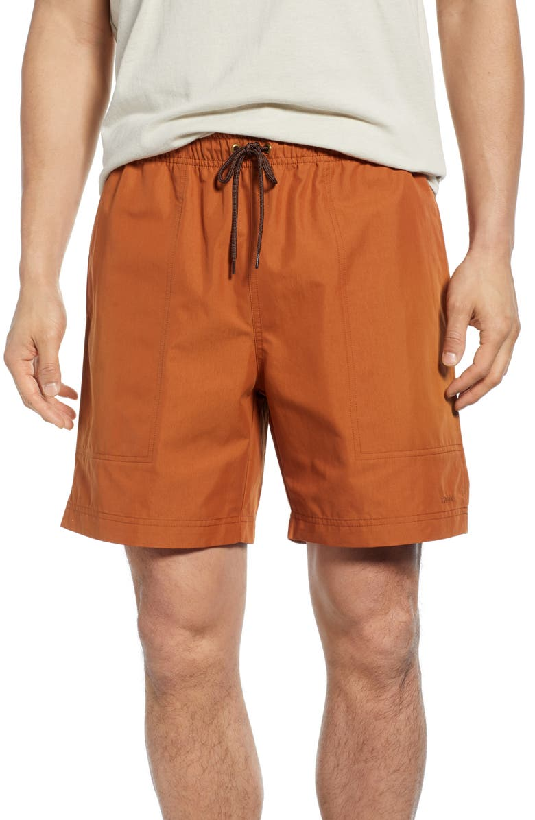FILSON Green River Hybrid Shorts, Main, color, RIVER RUST