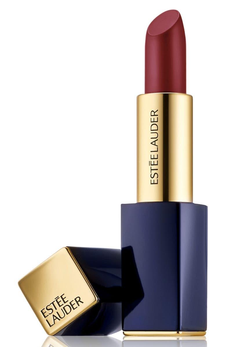 ESTÉE LAUDER Pure Color Envy Hi-Lustre Light Sculpting Lipstick, Main, color, HOT KISS