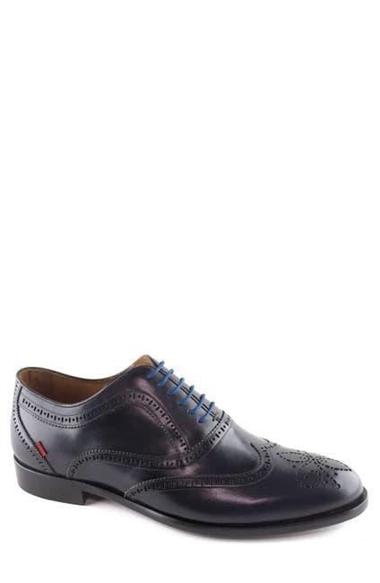 Image of Marc Joseph New York Madison Wingtip Leather Oxford