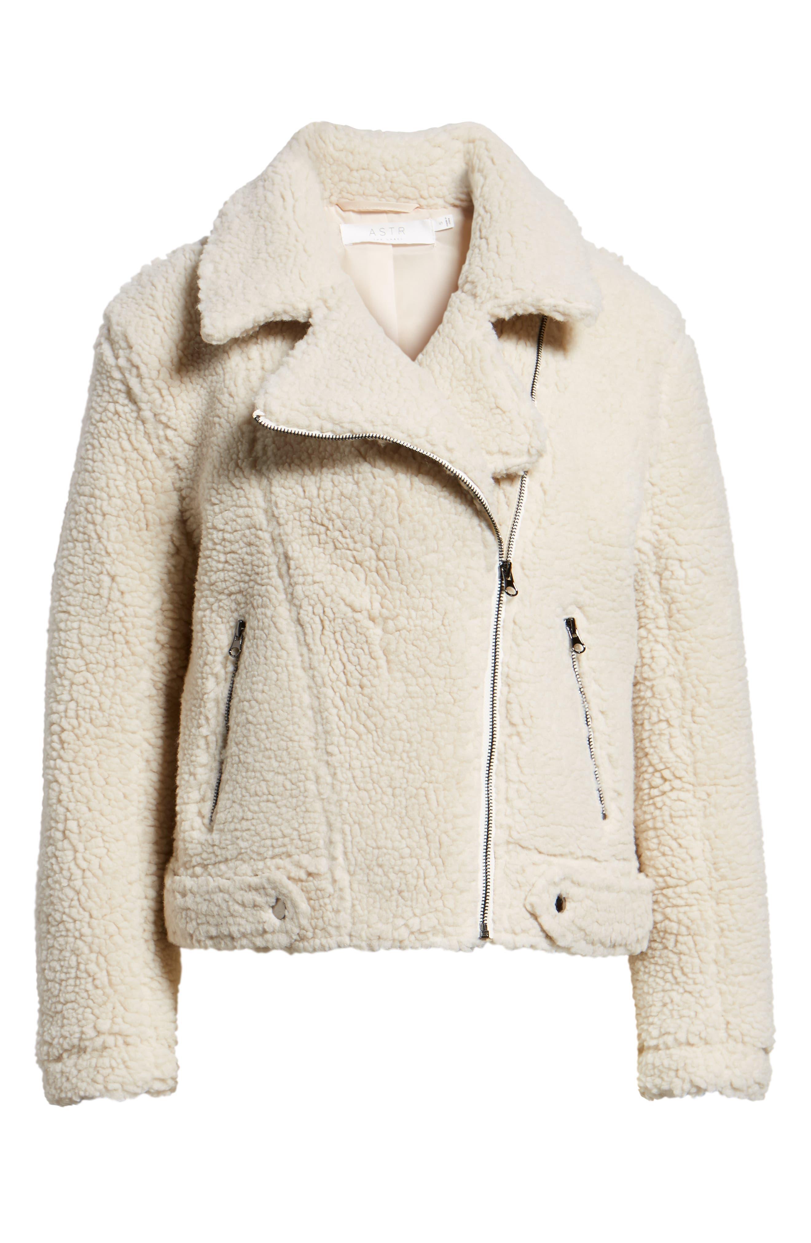 ,                             Brooklyn High Pile Fleece Jacket,                             Alternate thumbnail 10, color,                             900