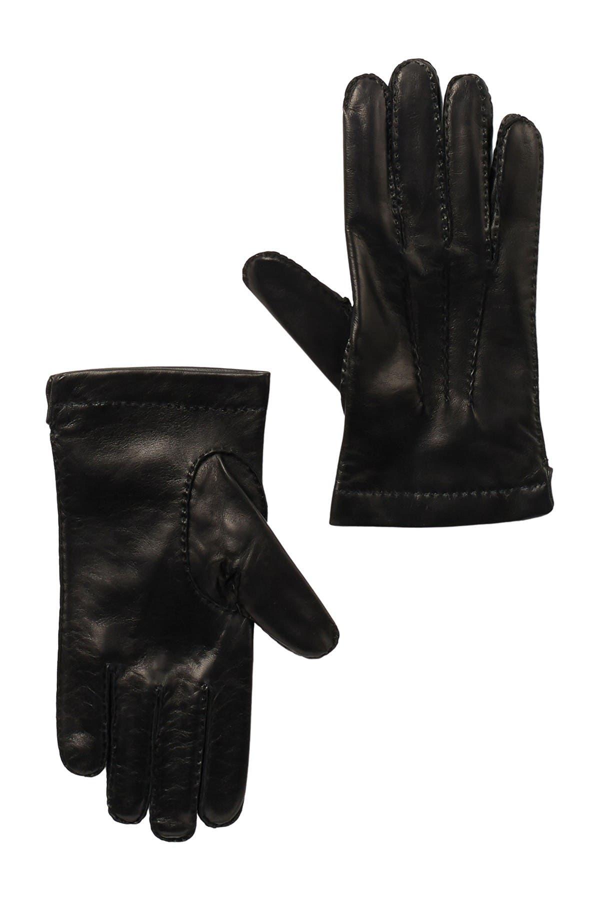 Image of Portolano Handsewn Nappa Leather Gloves