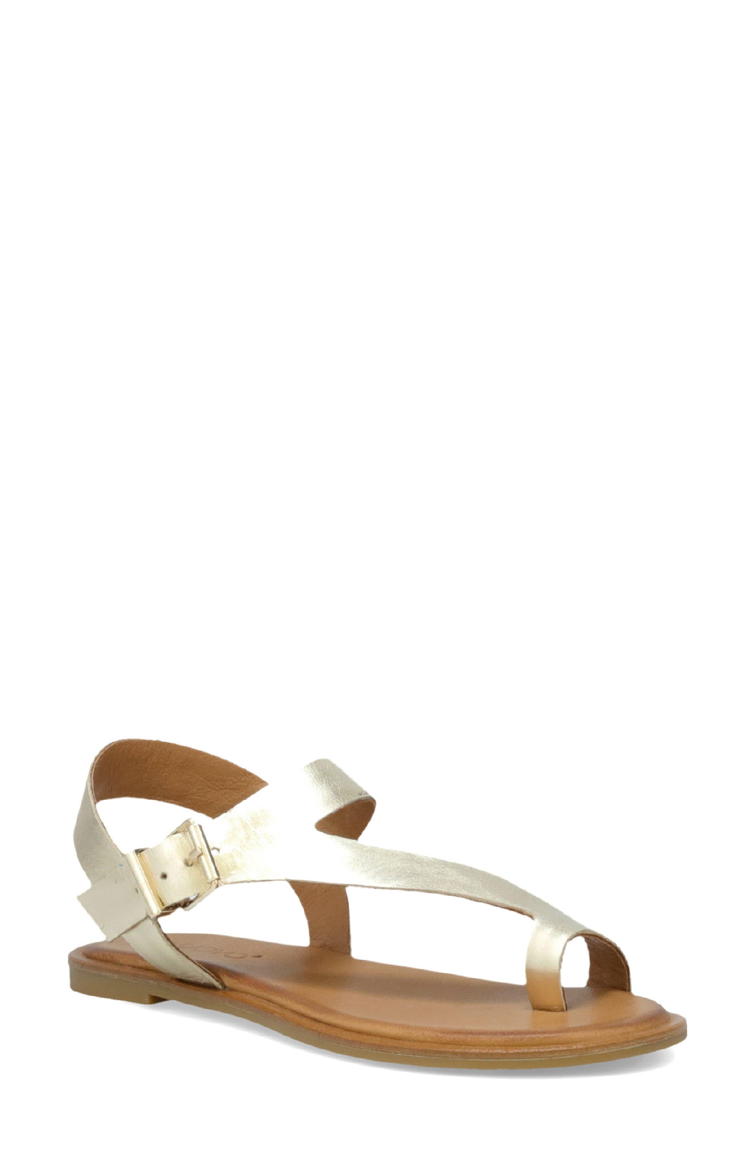 Saige Toe Loop Sandal