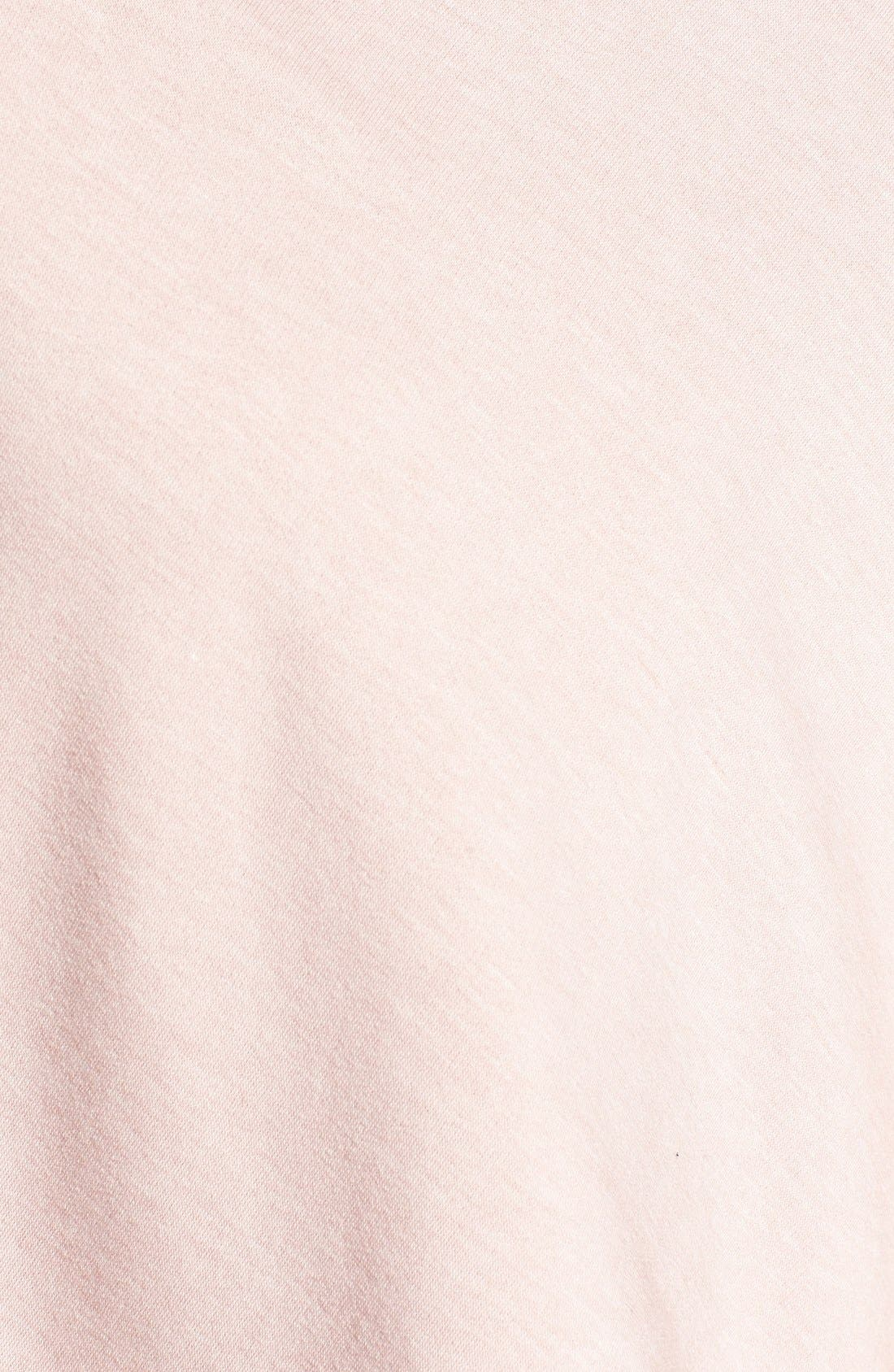 ,                             One-Button Fleece Wrap Cardigan,                             Alternate thumbnail 218, color,                             698