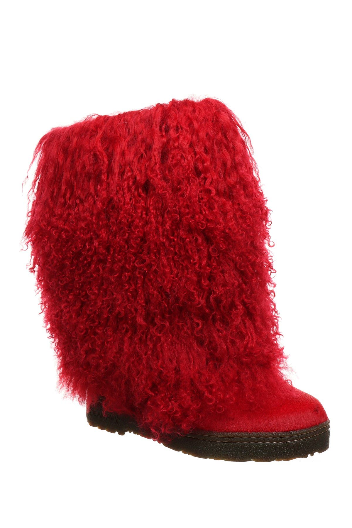 Image of BEARPAW Boetis II Genuine Sheepskin Short Boot