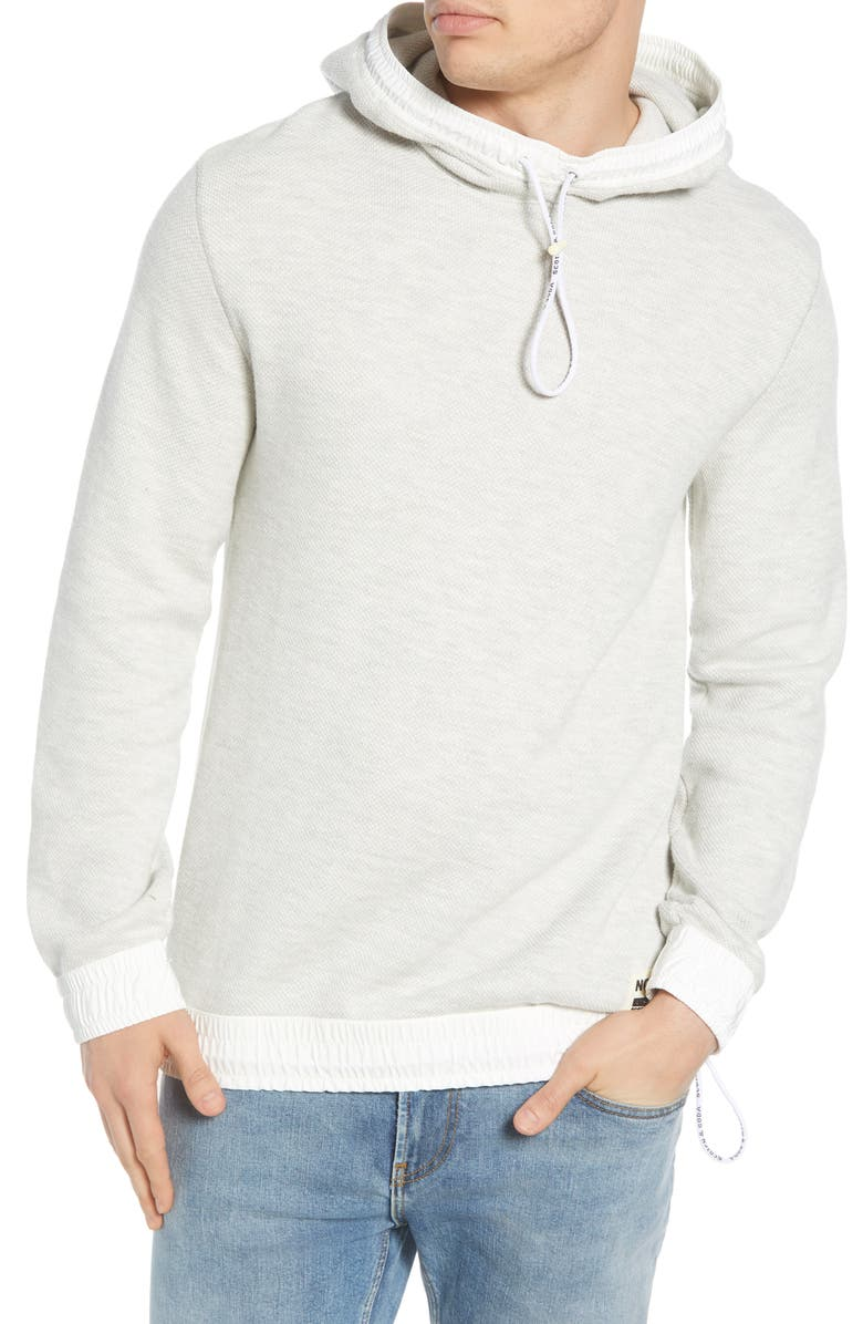 SCOTCH & SODA Hooded Pullover, Main, color, 250
