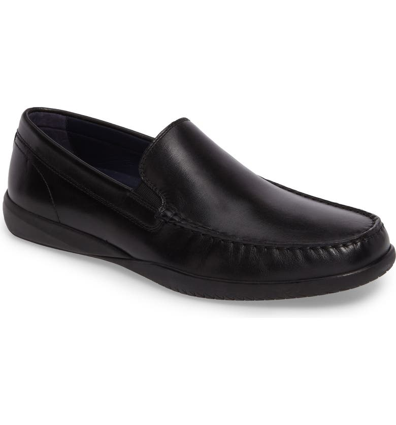 COLE HAAN Lovell 2 Loafer, Main, color, BLACK