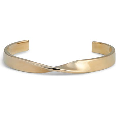 St. John Collection Twist Metal Cuff
