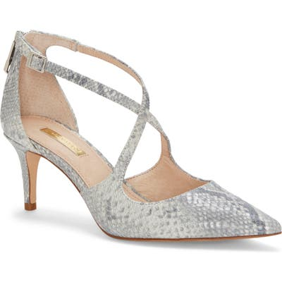 Louise Et Cie Jena Pump, Grey