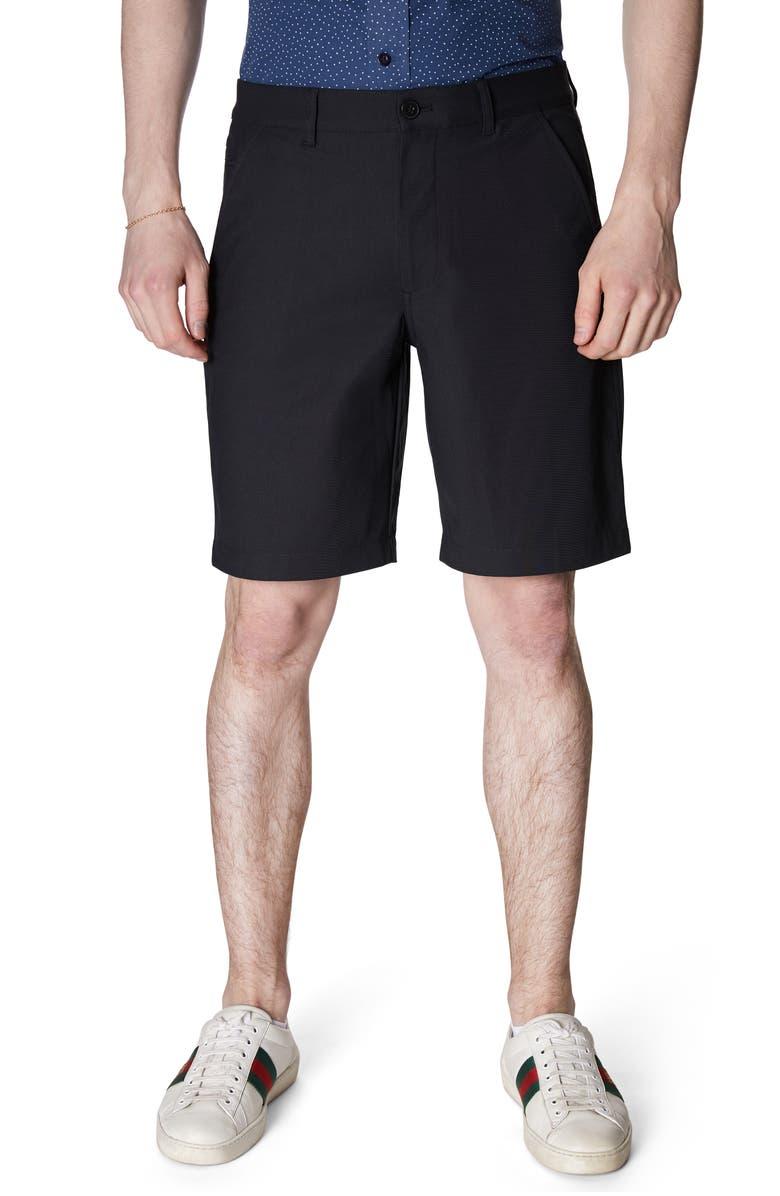 HICKEY FREEMAN Solid Golf Shorts, Main, color, 001